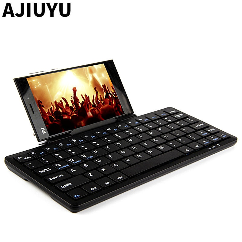 Bluetooth Keyboard For Xiaomi Mi 6 5 A1 Max 7 Note 4 Mix 2 red mi 5s RedMi note4 5A 4X Pro 3