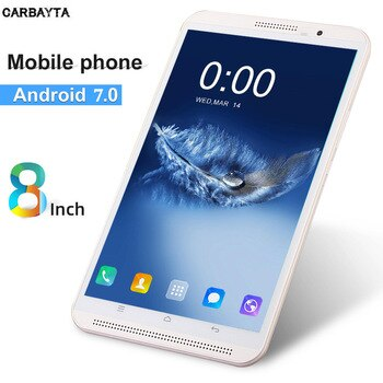 Планшет CARBAYTA M1S, Android 6.0, 4G LTE