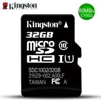 microsd карты памяти kingston